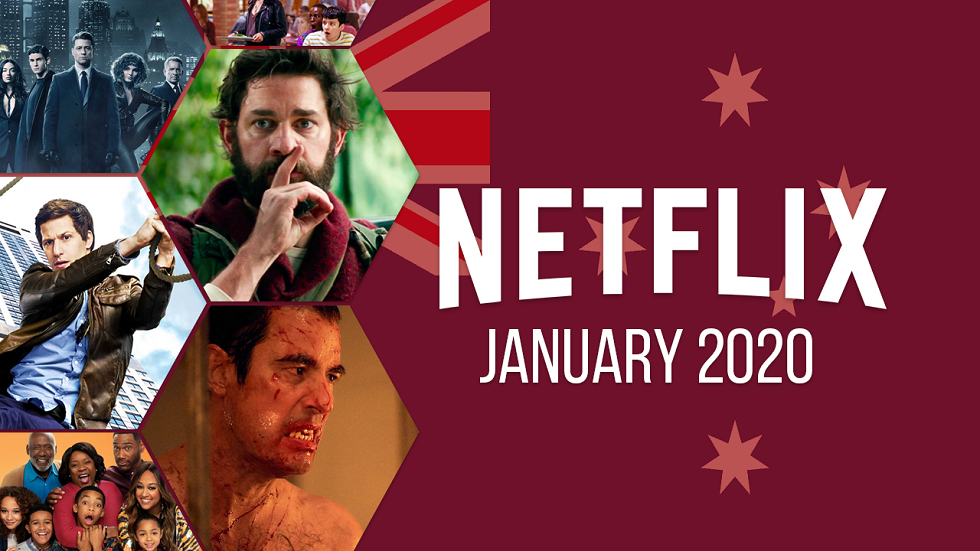 Coming on Netflix Canada in January 2020