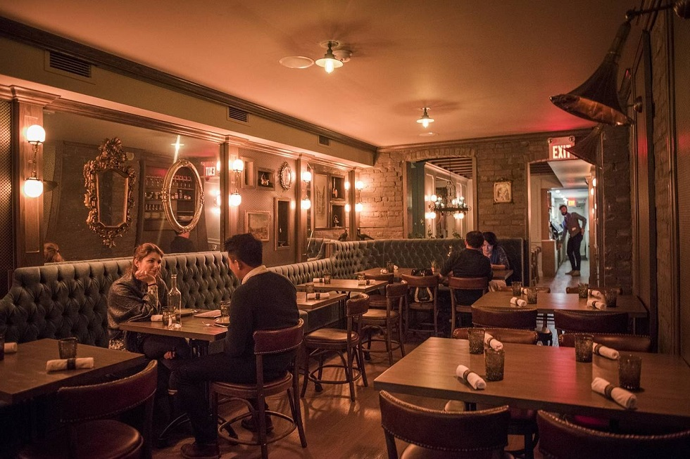 Most Romantic Restaurants In Toronto