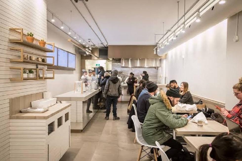 Parka Food Co. Best Vegan Restaurants in Toronto