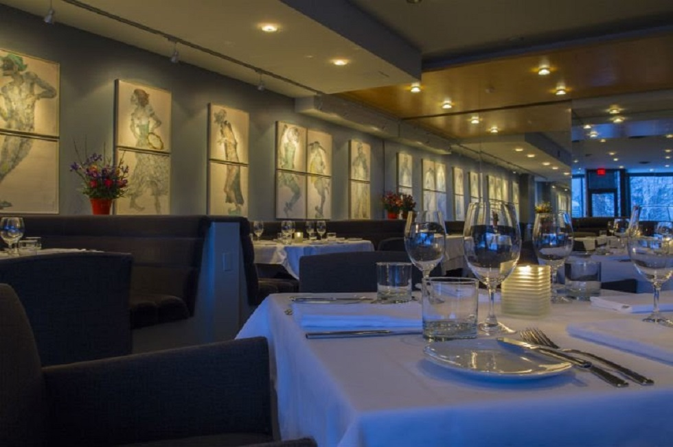 Scaramouche Romantic Restaurant In Toronto