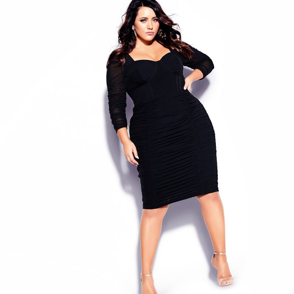 City Chic plus size clothing canada