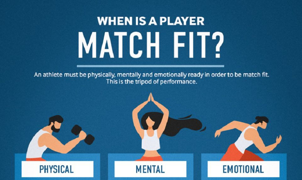 Insight into match preparations to help you optimize your match performance