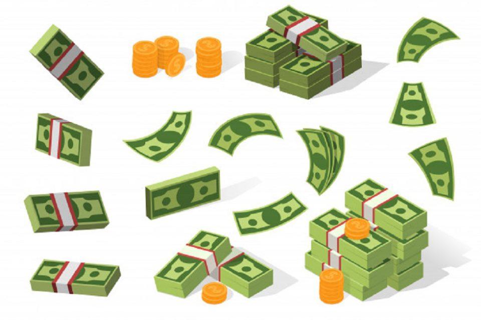 dollar cash