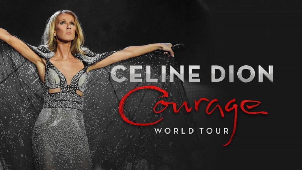 Celine Dion Courage