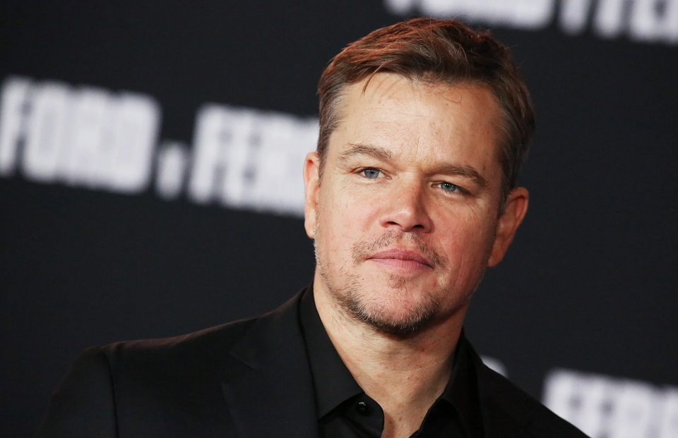 Actor Matt Damon's Fear of Snakes