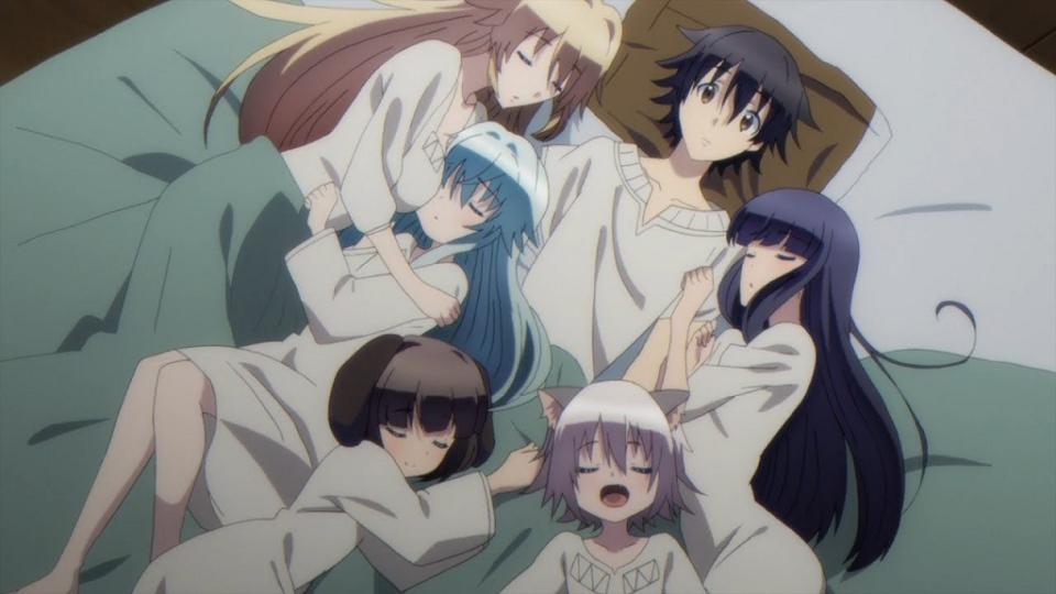 Harem Animes
