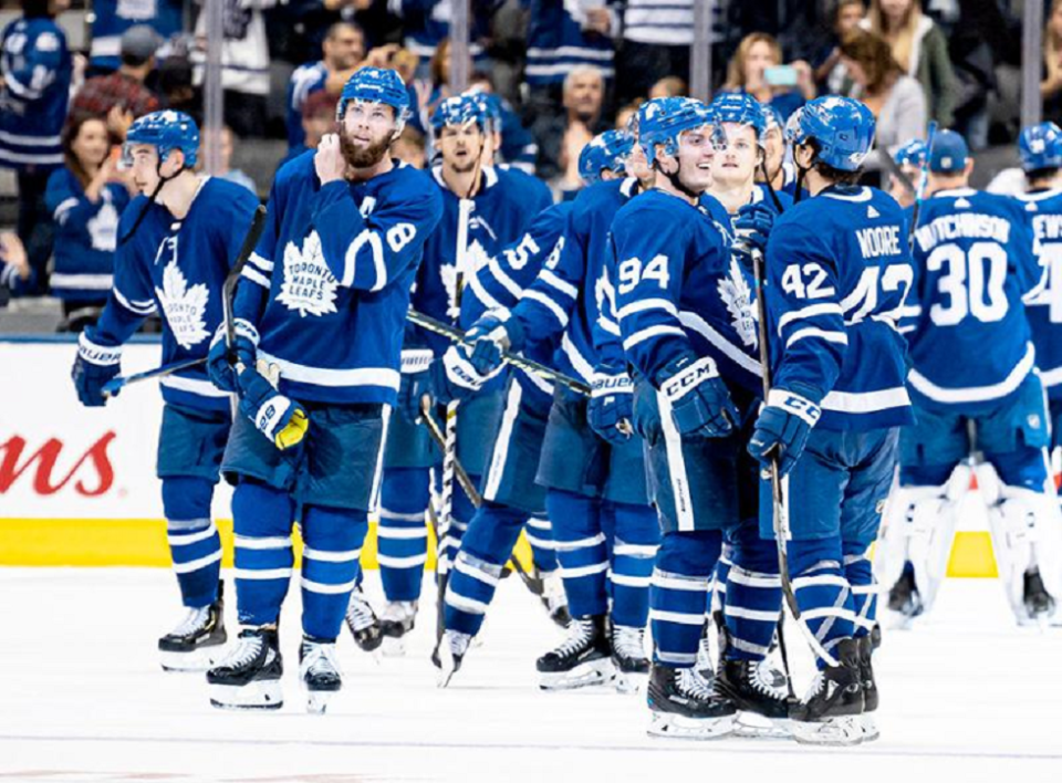 The Maple Leafs